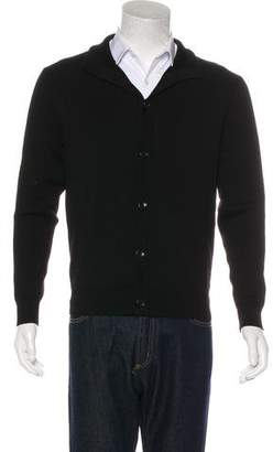 Theory Merino Wool Cardigan