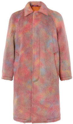 Sies Marjan Blaine Brushed Alpaca And Wool-Blend Coat