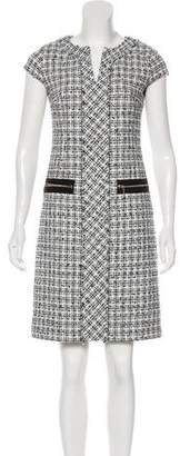 Karl Lagerfeld Tweed Bouclé Dress