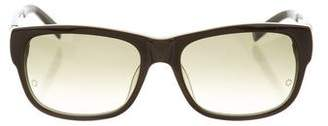 Montblanc Resin Tinted Sunglasses