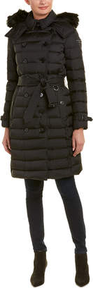 Burberry Dalmerton Down Puffer Coat