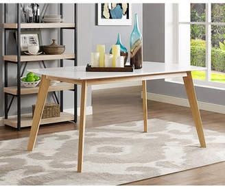 Mercury Row Urijah Retro Modern Dining Table