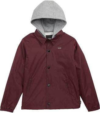 Vans Riley Water Resistant Hooded Jacket