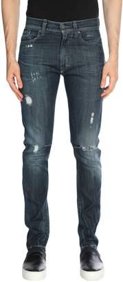 Imperial Star Denim pants - Item 42688085GA