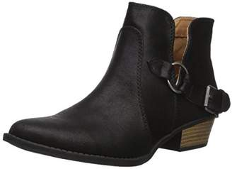 Qupid Women's SOCHI-127 Ankle Boot