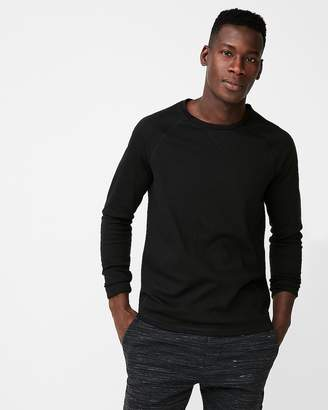 Express Air Mesh Raglan Tee