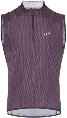 MAAP lightweight gilet jacket