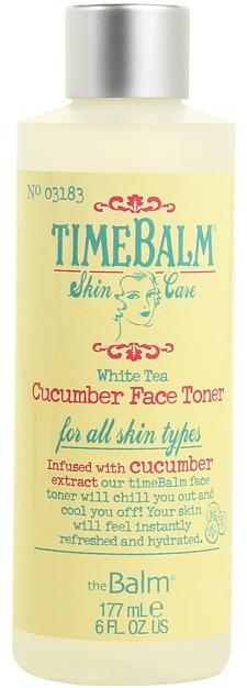TheBalm Cucumber Face Toner Skincare Treatment