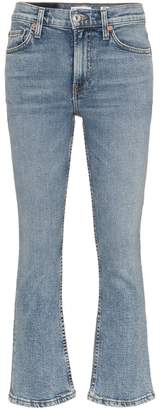 RE/DONE flared denim jeans
