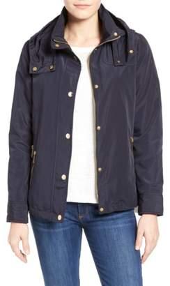 MICHAEL Michael Kors Hooded Blouson Utility Jacket