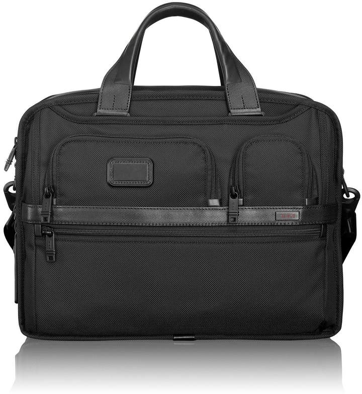 Tumi Expandable Organizer Laptop Briefcase