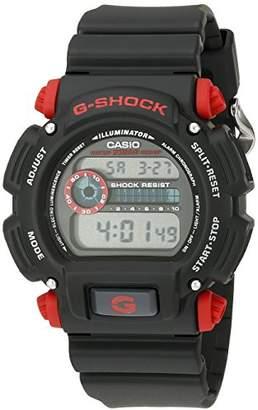 Casio G-Shock DW9052-1C4CR Men's Black Resin Sport Watch