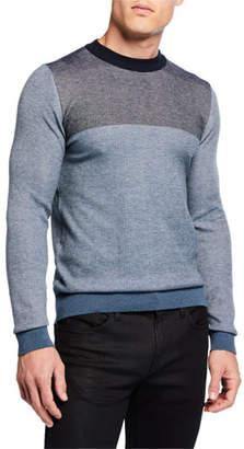 BOSS Men's Lagone Cotton Sweater
