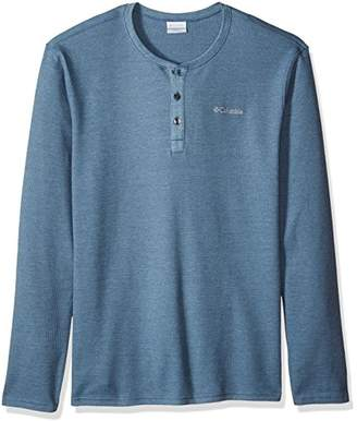 Columbia Men's Ketring Big and Tall Henley