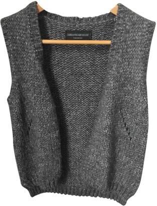 Zadig & Voltaire Silver Wool Knitwear for Women
