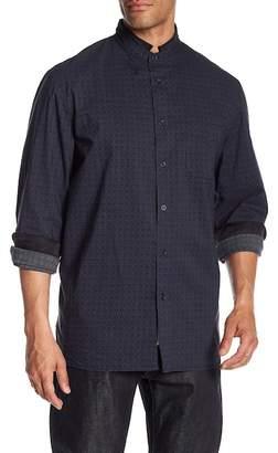 Rag & Bone Formation Stitch Regular Fit Shirt