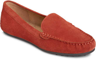 99118edd8b7 Aerosoles Over Drive Moccasin Flats Women Shoes
