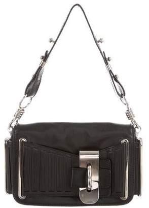 Versace Mini Leather Shoulder Bag
