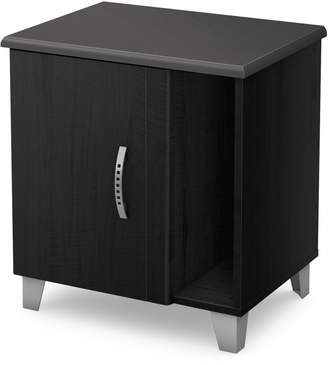 South Shore Lazer Nightstand with Storage