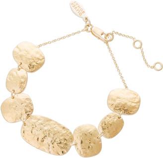 Oliver Bonas Elcano Textured Shapes Bracelet