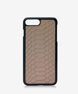 GiGi New York iPhone 7 Plus Hard-Shell Case Embossed Python