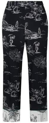 N°21 Cuba Crop Trousers