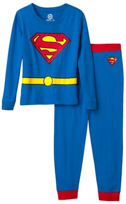 Boys DC Comics Superman 2-Piece Pajama Set