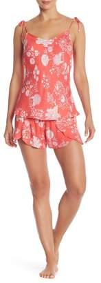 Josie Cami & Shorts Pajama 2-Piece Set