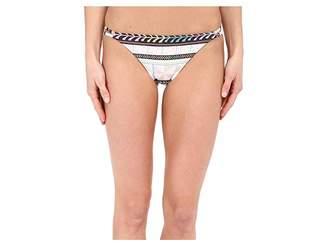 Mara Hoffman Spaghetti Side Strap Bottom Women's Swimwear