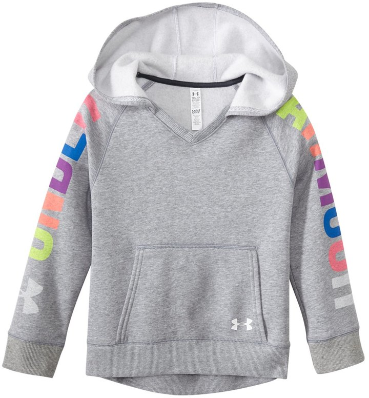 Under Armour Girls' Favorite Fleece Hoodie (620) - 8145590