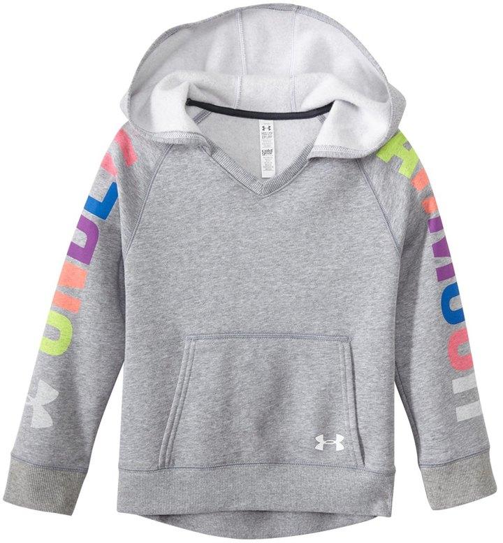 Under Armour Girls' Favorite Fleece Hoodie (620) - 8145590