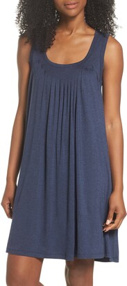 Papinelle Pleat Front Nightgown