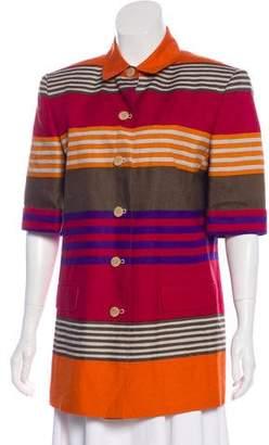 Gucci Vintage Structured Jacket