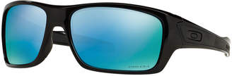 Oakley Polarized Sunglasses, OO9263 Turbine Prizm Deep H2O