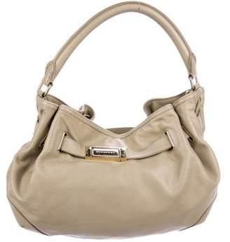 23096433de50 Burberry Leather Hobo Bags - ShopStyle