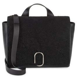 3.1 Phillip LimAlix Foldover Leather Shoulder Bag