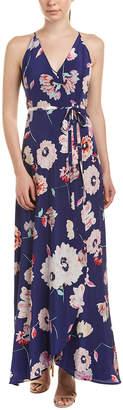 Yumi Kim Silk Wrap Dress