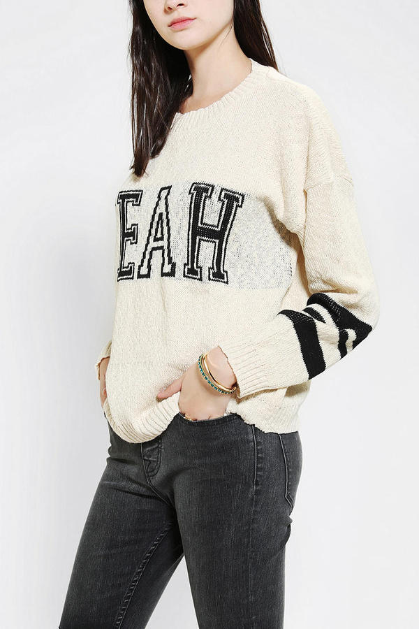 Urban Outfitters Glamorous Yeah Sweater