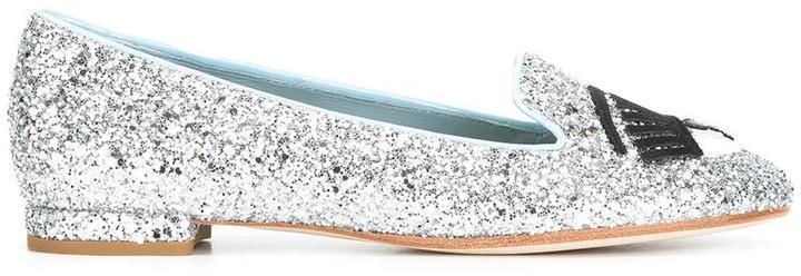 Chiara FerragniChiara Ferragni Flirting Eyes slippers