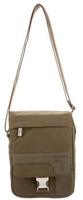 Tumi Canvas Messenger Bag
