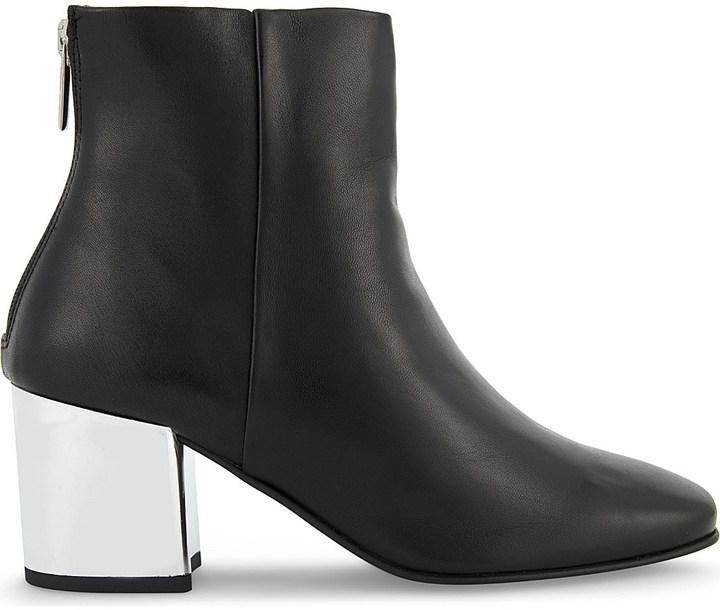 AldoALDO Itta leather heeled ankle boots