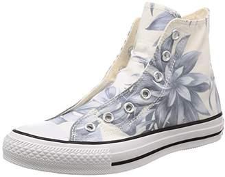 Converse (コンバース) - [コンバース] スニーカー オールスター アロハシャツ スリップ HI ホワイト US US5.5(24.5 cm)