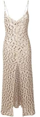 Missoni Mare patterned evening dress