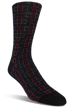 Bruno Magli Boxes Dress Socks $30 thestylecure.com