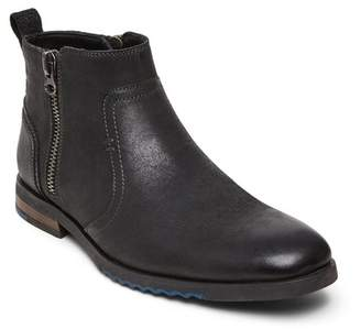 Steve Madden Nano Zipper Boot