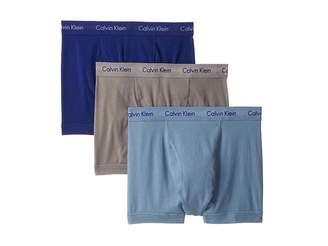 Calvin Klein Underwear Cotton Stretch Trunk 3-Pack NU2665