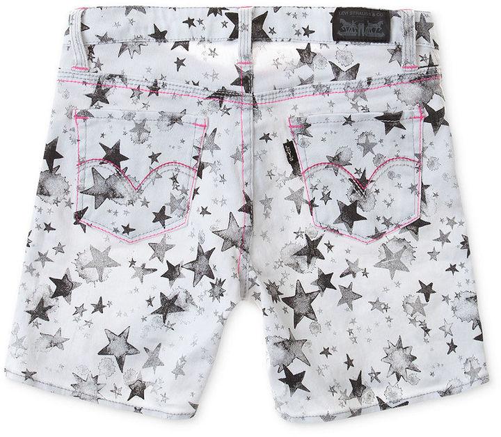 Levi's Kids Shorts, Girls Maniac Midi Shorts