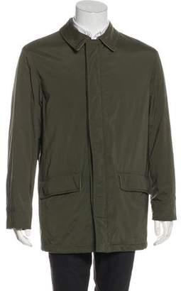 Loro Piana Lightweight Zip-Up Coat