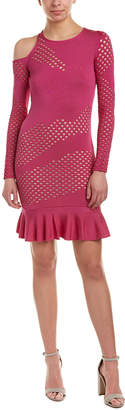 Pinko Bassethound Midi Dress