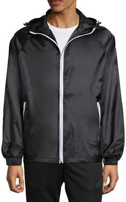 VINTAGE LEATHER Vintage Leather Woven Lightweight Raincoat